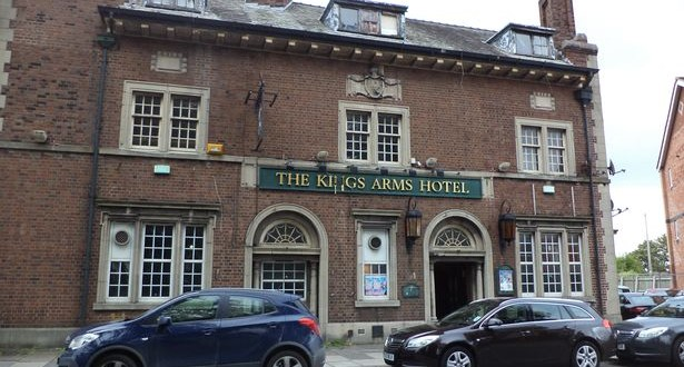 kings pub